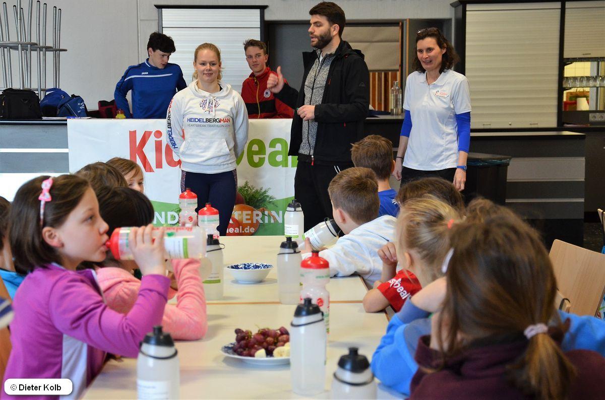 Kidsmeal unterstützt IGSH Ostercamp 2018
